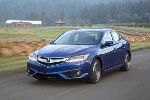 2016 Acura ILX A-SPEC Package.