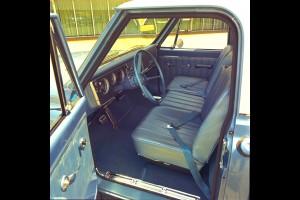 1967 Chevrolet Custom Sport Truck