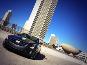 2015 Cadillac ATS Coupe 2.0T