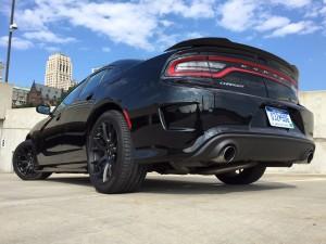 2015 Dodge Charger SRT Hellcat test