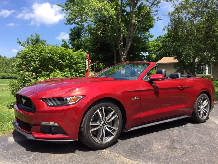 Popular 2015 Ford Mustang GT Convertible VIDEO REVIEW