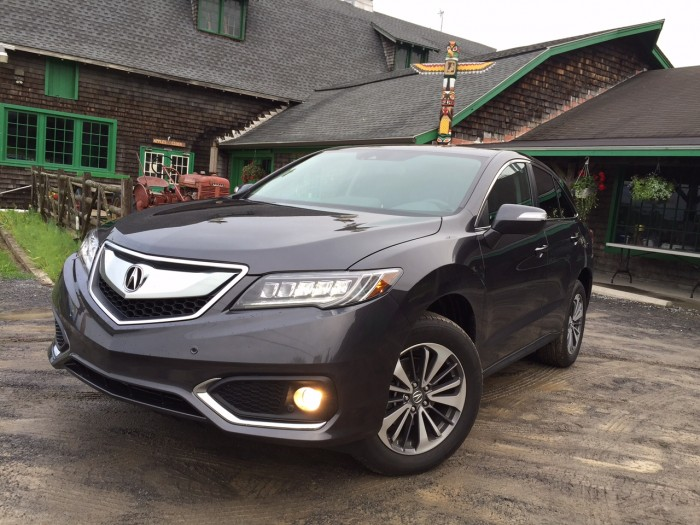 Popular 2016 Acura RDX VIDEO REVIEW