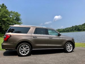 Full Size Suv Segment Their Big Boys Are Deep Into Their Product Cycle With Complete Redesigns Still A Couple Of Years Away So This Is Fords Moment To