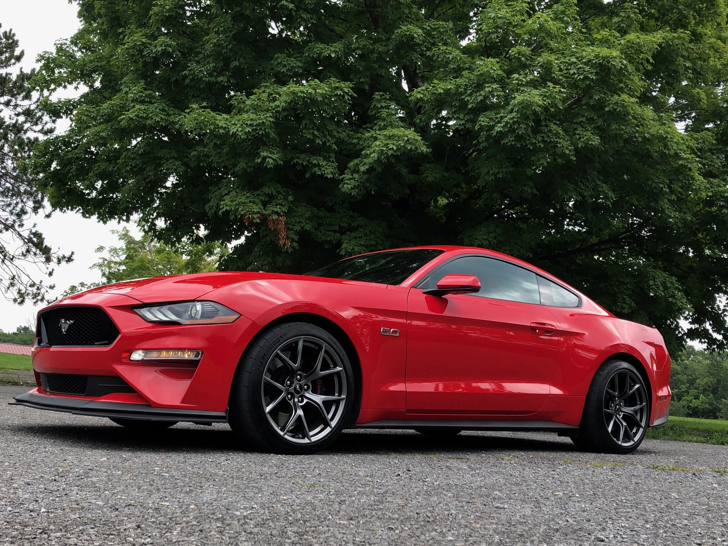 Ford mustang gt pp2 2018 review by auto critic steve hammes