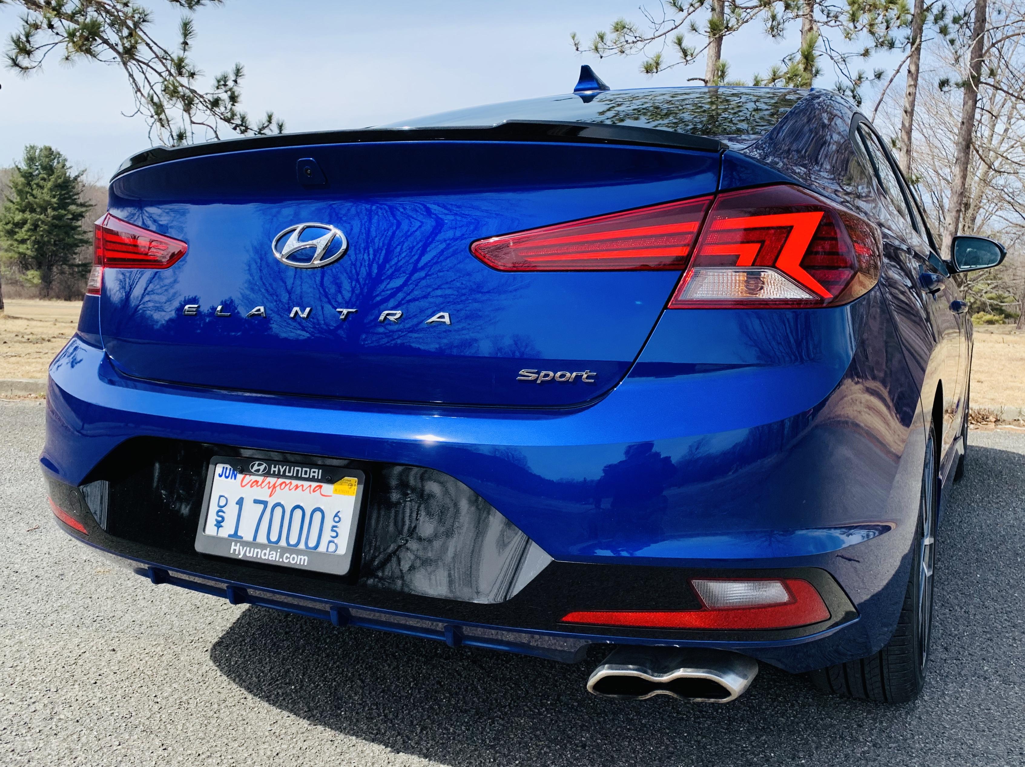 019 Hyundai Elantra Sport Review By Auto Critic Steve Hammes