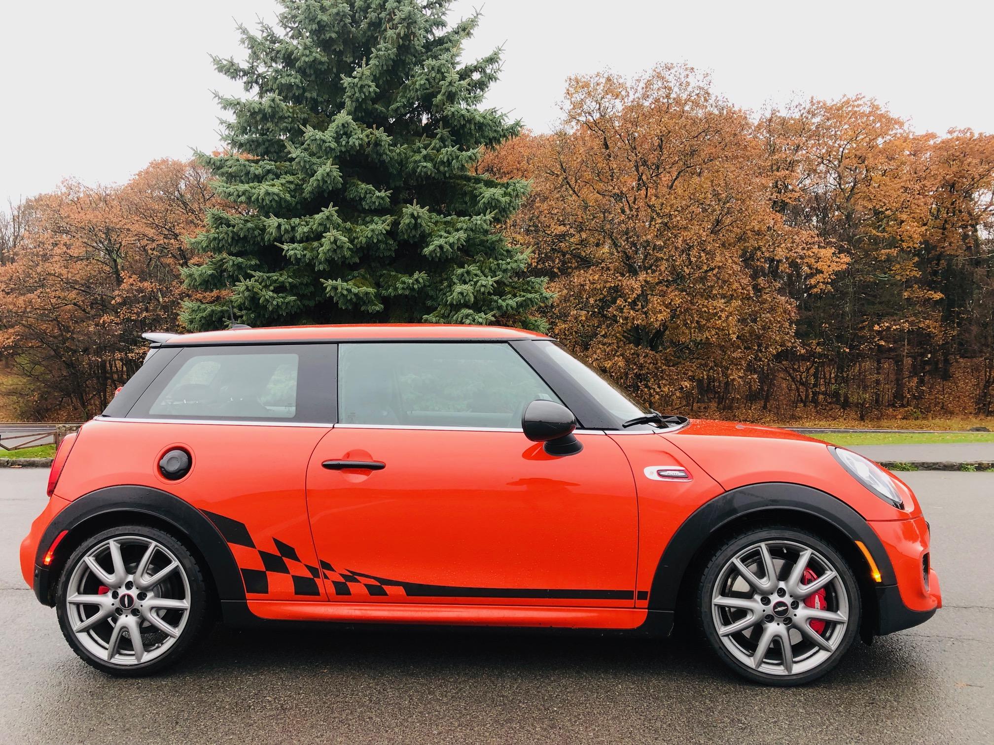 Mini International Orange Edition 2019 Review By Steve Hammes