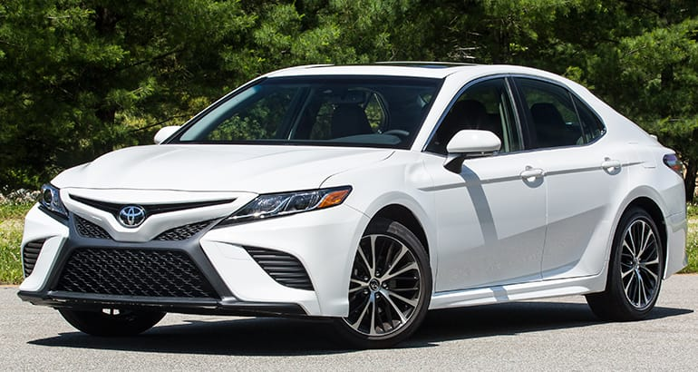2018 Toyota Camry Video Review By Auto Critic Steve Hammes