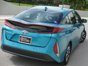 The 2017 Prius Prime Represents Pinnacle Of Efficiency And Technology For New Generation With A Dual Motor Hybrid Train