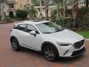 Testdrivenow Quick Takes 2016 Mazda Cx 3 Overview