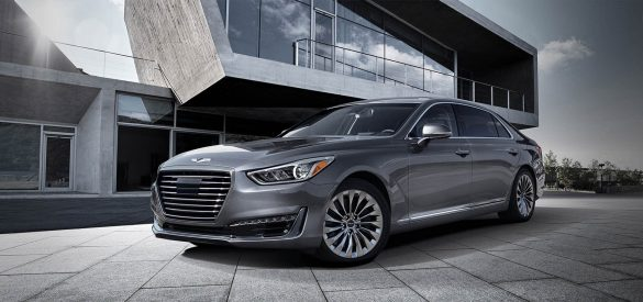 2017 Genesis G90 3 3t Awd Video Review By Auto Critic Steve Hammes The Is Brand S Inaugural Flagship You May Remember It As Hyundai