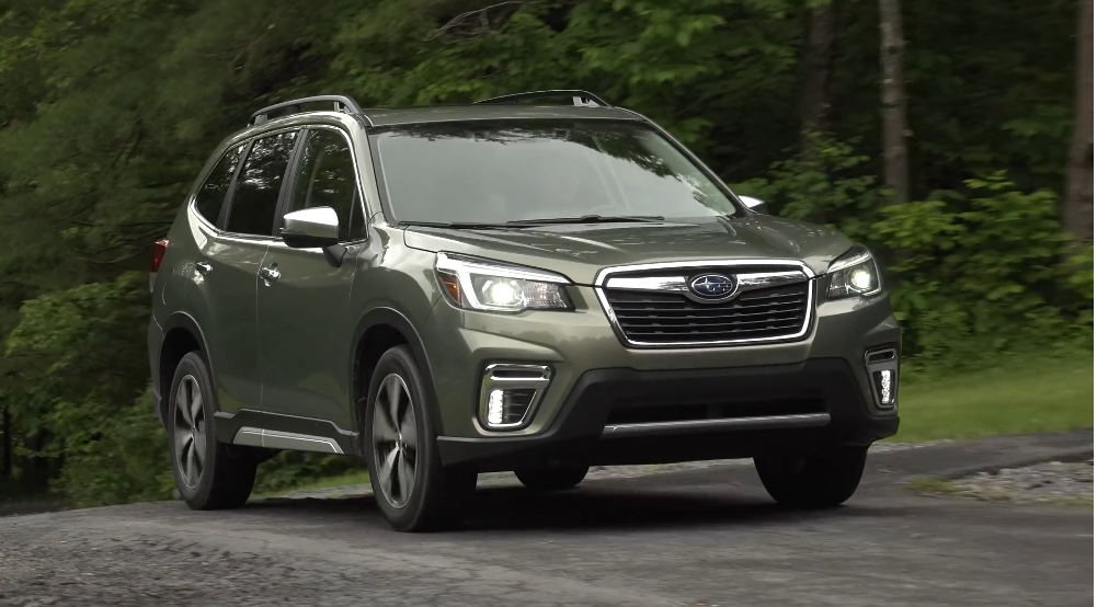 2019 Subaru Forester Review By Auto Critic Steve Hammes