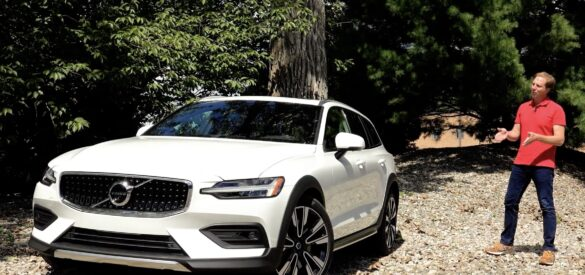 volvo  car makes  test drive now