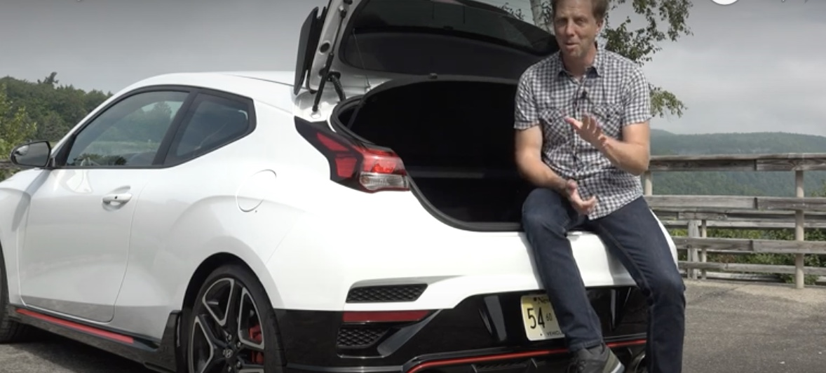 2019 Hyundai Veloster N Review By Auto Critic Steve Hammes